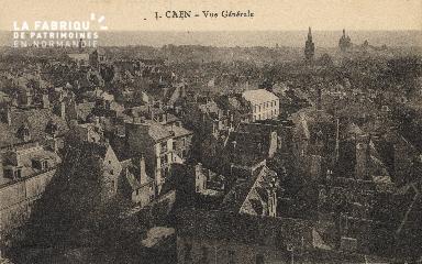 cl 01 041 Caen vue générale