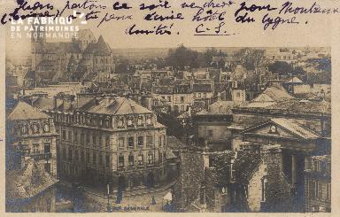 cl 01 042 Caen- vue générale