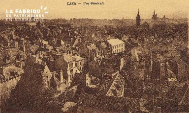 cl 01 043 Caen- vue générale