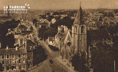 cl 01 049  Caen- vue générale