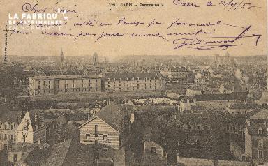 cl 01 055 Caen panorama