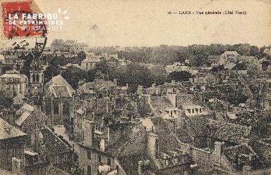 cl 01 060 Caen vue générale (coté nord)