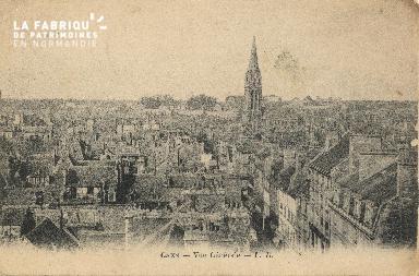 cl 01 064 Caen-vue générale
