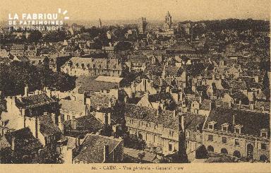 cl 01 083 Caen- vue générale