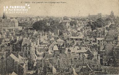 cl 01 084 Caen-vue générale vers l'abbaye aux dames