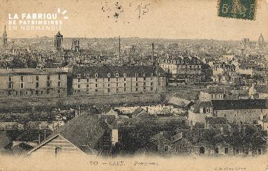 cl 01 086 Caen vue générale