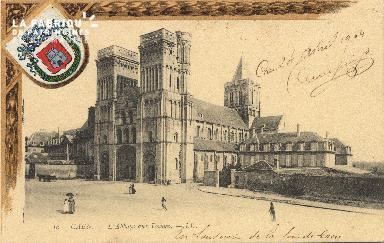 cl 01 100 Caen l'abbaye aux dames