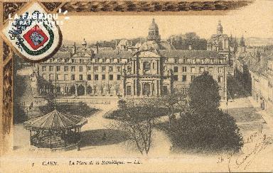 cl 01 101 Caen place de la république