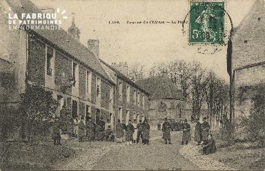 cl 01 127 Caen caserne du château