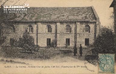 cl 01 143 Caen- ancienne cour de justice côté sud