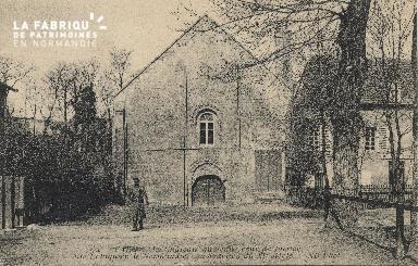 cl 01 145 Caen le château ancienne cour de justice