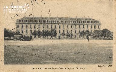cl 01 156 Caen-caserne Lefèvre