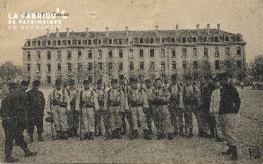 cl 01 158 Caen-caserne Lefèvre