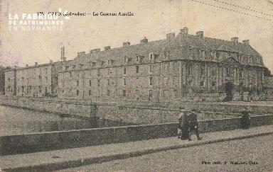 cl 01 182 Caen- la caserne Amelin