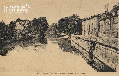 cl 01 190 Caen vue sur l'orne