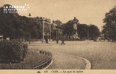 cl 01 212 Caen- le quai de juillet