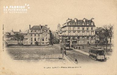cl 01 218 Caen place Alexandre III