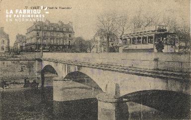 cl 01 220 Caen Pont de Vaucelles