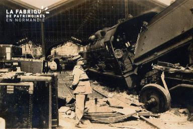 cl 02 007 Caen - Accident du 5.07.1928