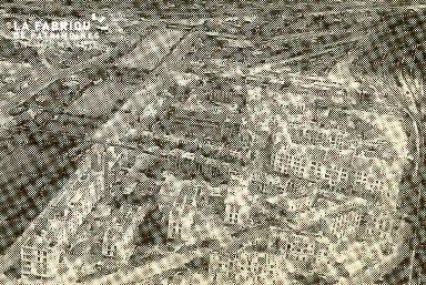 cl 02 012 Caen- rue de Vaucelles- Quai Meslin  les immeubles sortent d