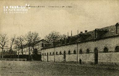 Les écuries de la caserne de Remonte de Caen et le 129e de ligne