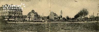 cl 02 070 Caen - La place Alexandre III