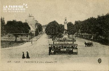 cl 02 079 Caen - La Place Alexandre III