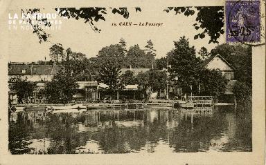 cl 02 089 Caen - Le passeur
