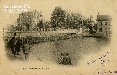 cl 02 091 Caen- Passerelle de Vaucelles