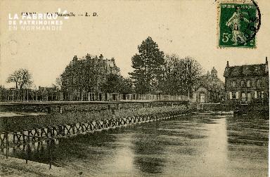 cl 02 093 Caen- La passerelle