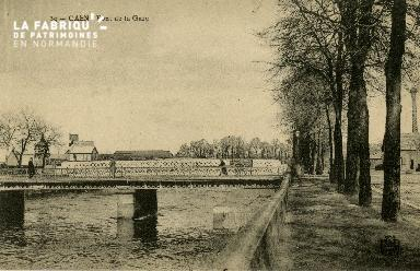 cl 02 097 Caen- Pont de la Gare