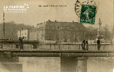 cl 02 098 Caen- Pont des Abattoirs