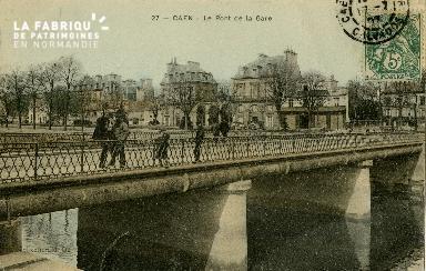 cl 02 100 Caen -le pont de la Gare