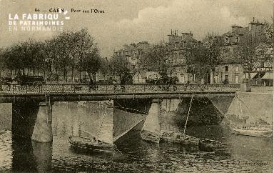 cl 02 102 Caen- Pont sur l'Orne