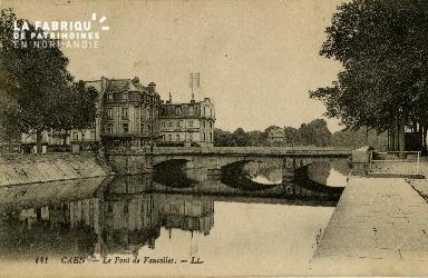 cl 02 107 Caen- le pont de Vaucelles