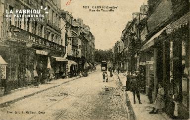cl 02 122 Caen- rue de Vaucelle