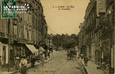 cl 02 123 Caen- rue de Vaucelle