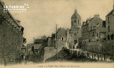 cl 02 124 Caen - l'Eglise St-Michel