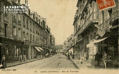 cl 02 125 Caen- rue de Vaucelle