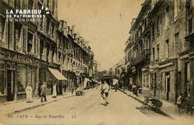 cl 02 126 Caen- rue de Vaucelle