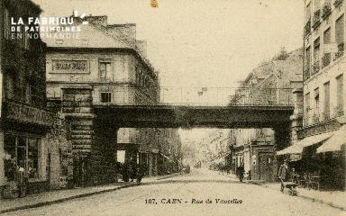 cl 02 127 Caen- rue de Vaucelle