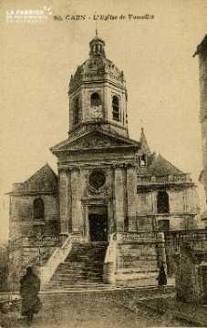 cl 02 130 Caen- Eglise de Vaucelles