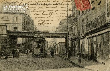 cl 02 136 Caen - La rue de Vaucelles