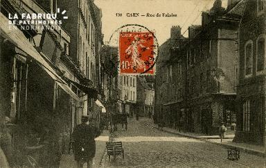 cl 02 142 Caen- Rue de Falaise