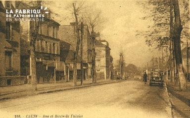 cl 02 144 Caen- Rue et route de Falaise
