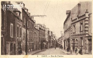 cl 02 145 Caen- Rue de Falaise