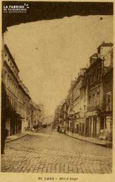 cl 02 147 Caen- Rue D'Auge