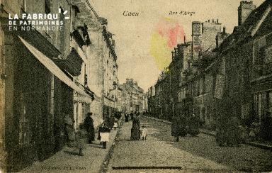 cl 02 149 Caen - Rue d'Auge