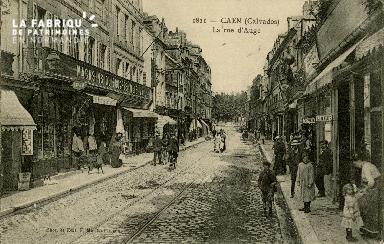 cl 02 150 Caen - Rue d'Auge