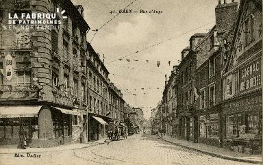 cl 02 152 Caen - Rue d'Auge